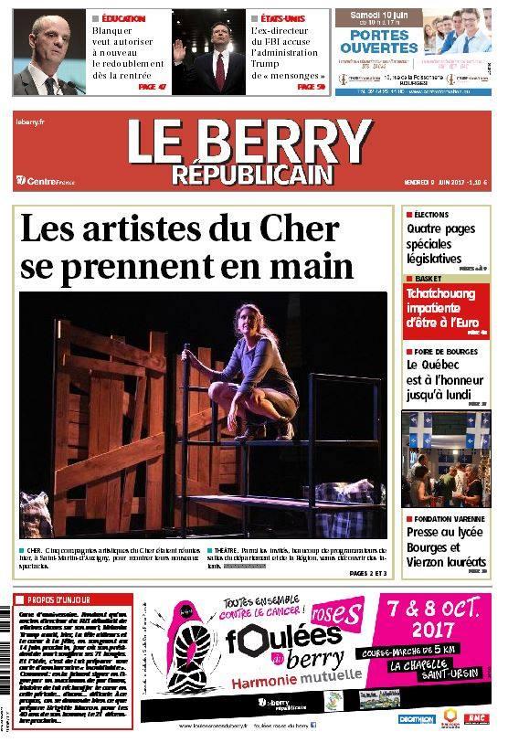 une berry 9 juin 2017